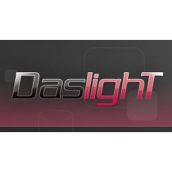 INTERFACE DASLIGHT DVC2 512canaux 1in 1out  + PC + CONSOLE 12/24