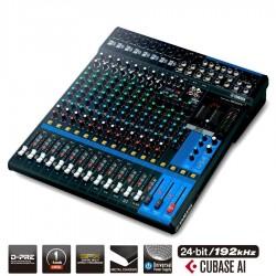 Table de mixage 16 canaux  Yamaha MG 16XU