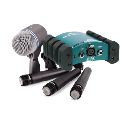 KIT MICROPHONES - DI...